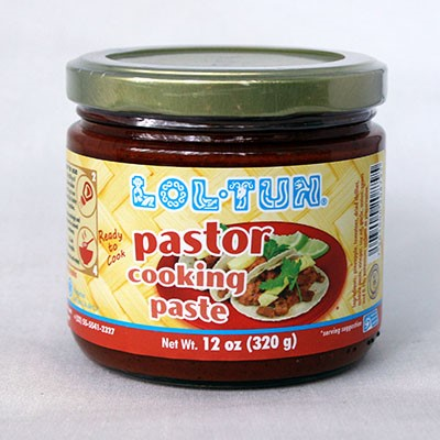 pastor cooking